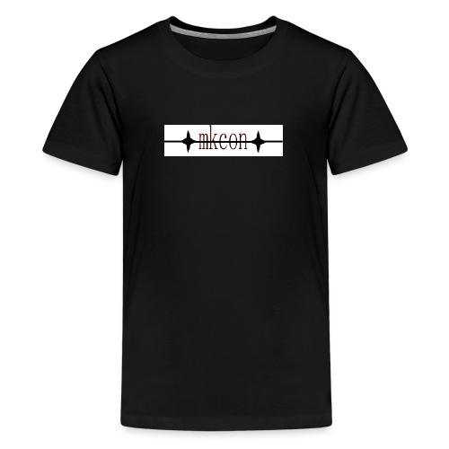 mkcon - Teinien premium t-paita