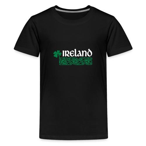 Ireland - Teenager Premium T-shirt