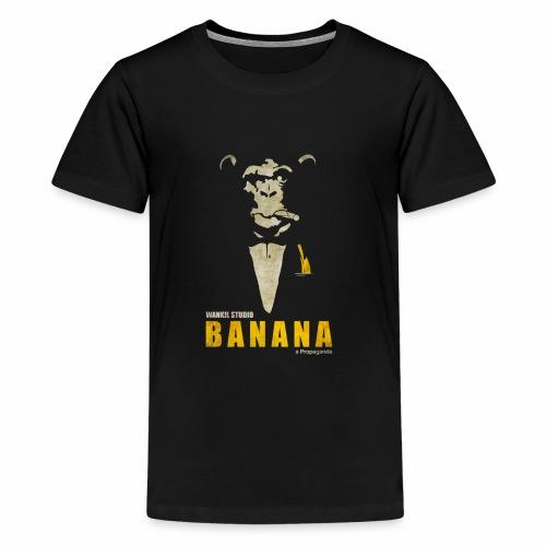 A Propaganda (transparent) - T-shirt Premium Ado