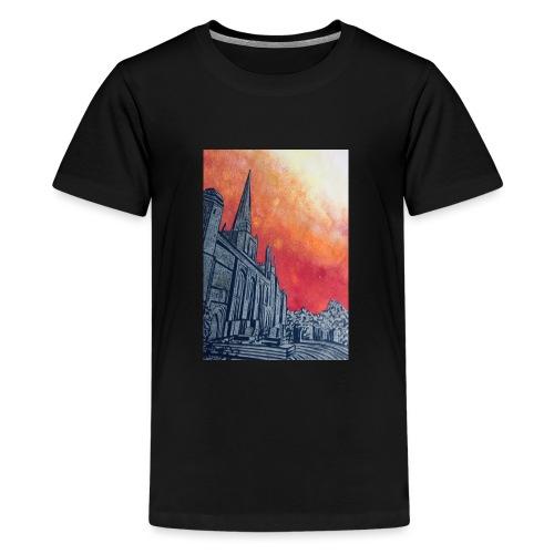 Church - Teenage Premium T-Shirt