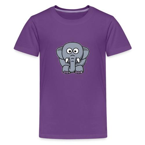Olifantje - Teenager Premium T-shirt