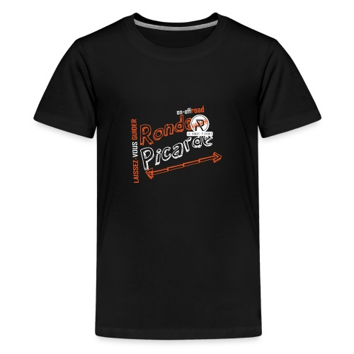 On-offRoad Ronde Picarde - T-shirt Premium Ado