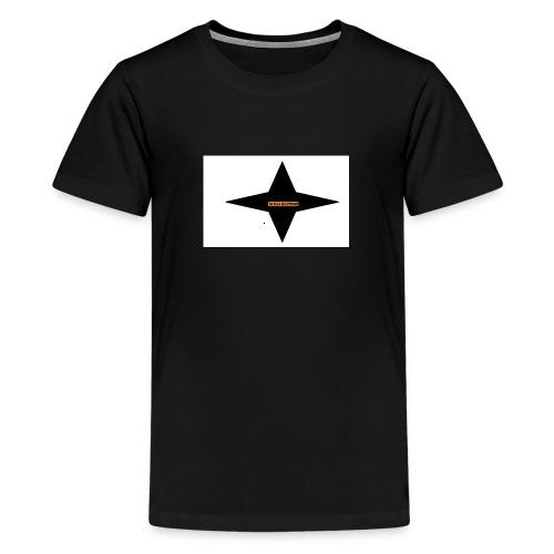 Ninja Hattori Special Cap - Teenage Premium T-Shirt