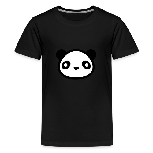 panda - Teenage Premium T-Shirt