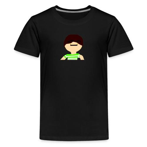 bye porkers png - Teenage Premium T-Shirt