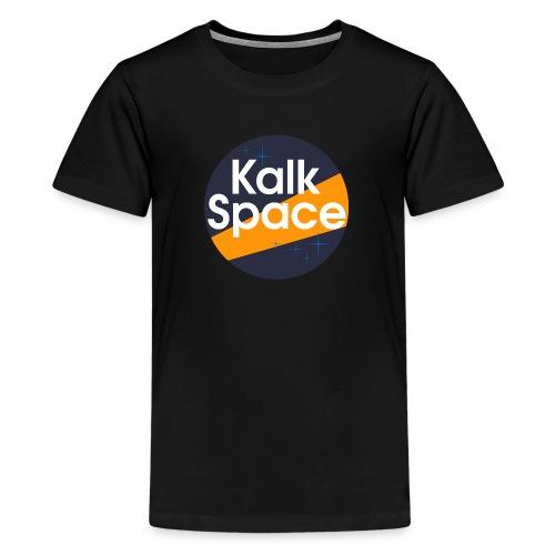 KalkSpace Logo - Teenager Premium T-Shirt