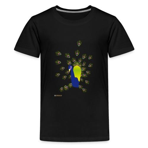 BEPROUD.png - Teenager Premium T-shirt