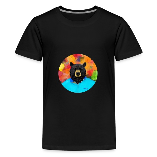 Bear Necessities - Teenage Premium T-Shirt