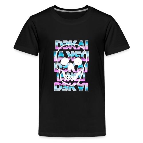 d3kai - Camiseta premium adolescente