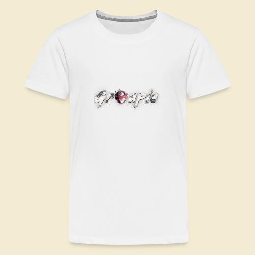 Radball | Cycle Ball Groupie - Teenager Premium T-Shirt