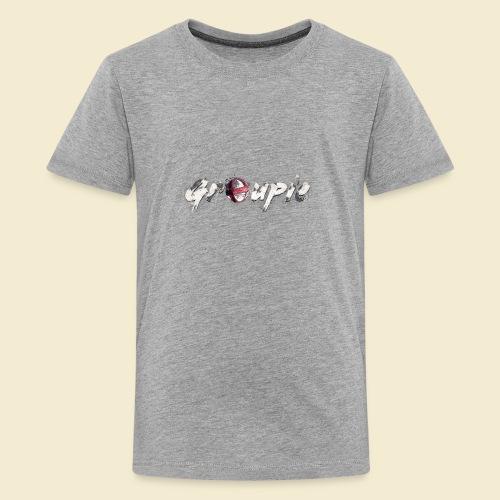Radball   Cycle Ball Groupie - Teenager Premium T-Shirt