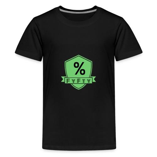 D38ED234 D537 4561 B7C3 826E8A15AF48 - Camiseta premium adolescente