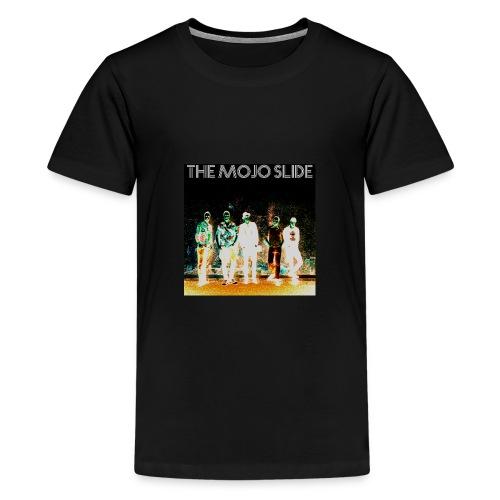 The Mojo Slide - Design 2 - Teenage Premium T-Shirt