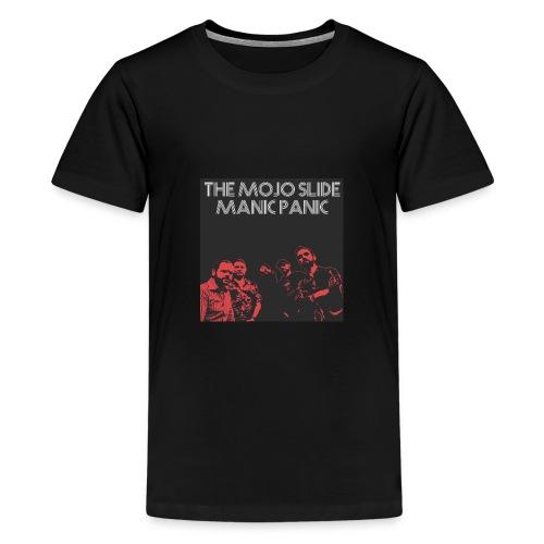 Manic Panic - Design 2 - Teenage Premium T-Shirt