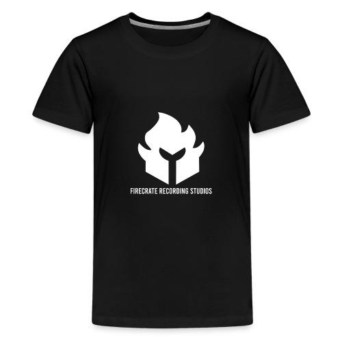 Firecrate Recording Studios - Teenager Premium T-shirt