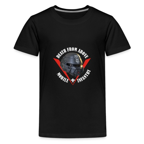 death from above bright - Teenager Premium T-Shirt