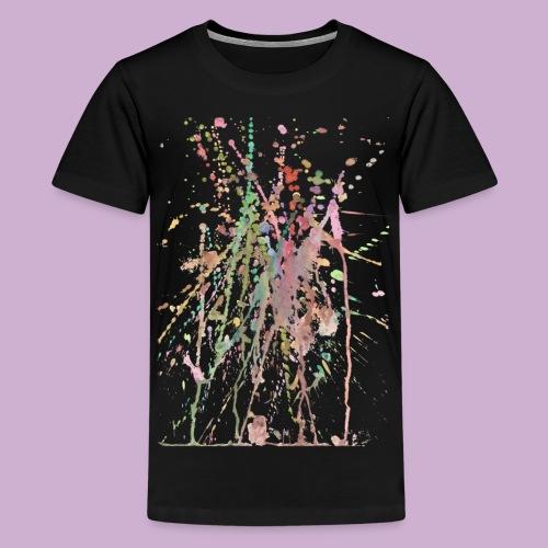 AQUARELLSPRITZER - Teenager Premium T-Shirt