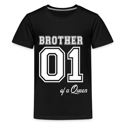1 png - Teenager Premium T-Shirt