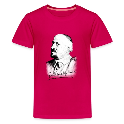 Débardeur Femme - Guillaume Apollinaire - T-shirt Premium Ado