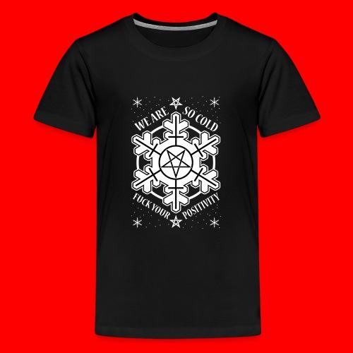 COLD - Teenage Premium T-Shirt