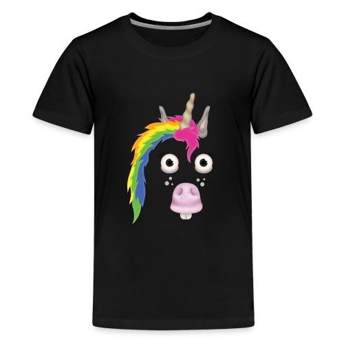 licorne - T-shirt Premium Ado