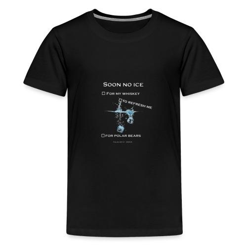 Polar bears - T-shirt Premium Ado