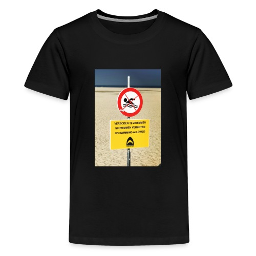 sd foto shirt - Teenage Premium T-Shirt