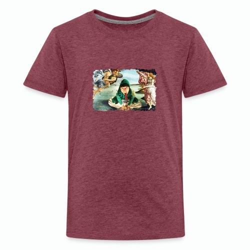 Botticelli - Maglietta Premium per ragazzi