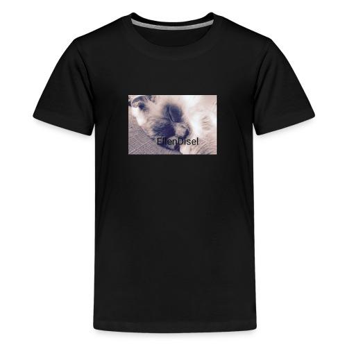 Ellen och Diesel - Premium-T-shirt tonåring