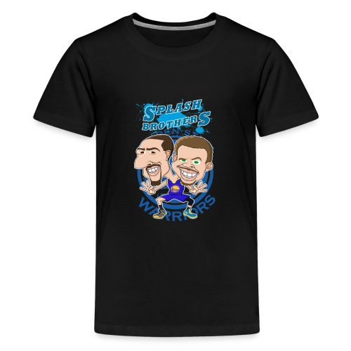 SPLASH BROTHERS - Camiseta premium adolescente