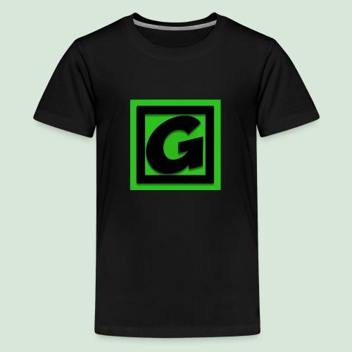 G-team Logo - Teenage Premium T-Shirt