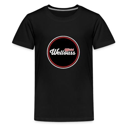 Wellouss Fan T-shirt | Rood - Teenager Premium T-shirt