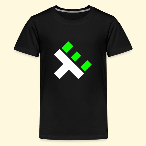 xEnO Logo - xEnO horiZon - Teenage Premium T-Shirt