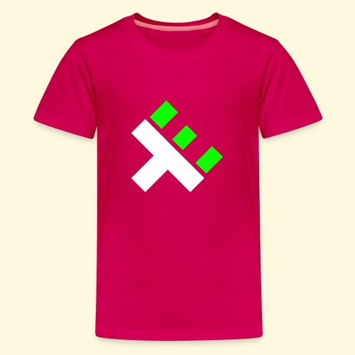 xEnO Logo - xEnO horiZon - Teenage Premium T-Shirt