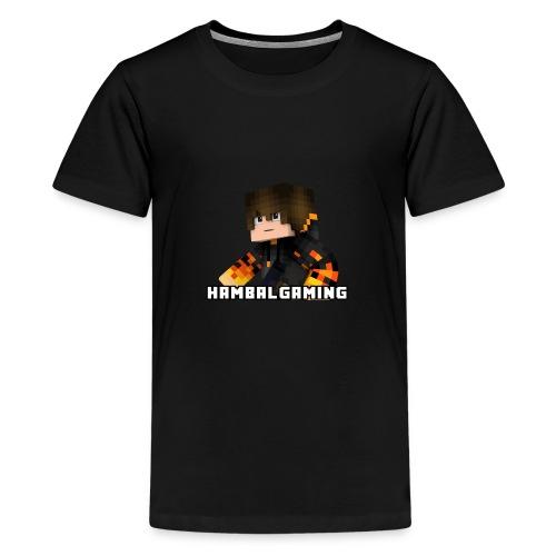 HambalGaming Merch - Teenager premium T-shirt