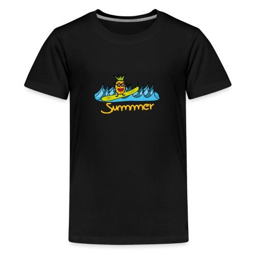 Ananas Summer - Teenager Premium T-Shirt
