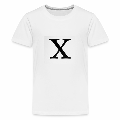 THE X - Teenage Premium T-Shirt