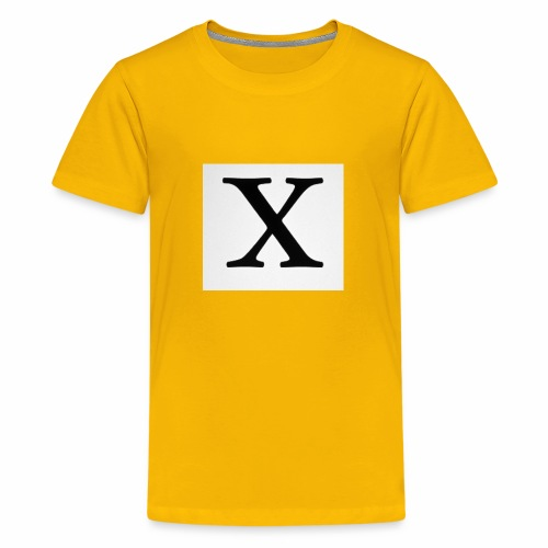 THE X - Teenage Premium T-Shirt