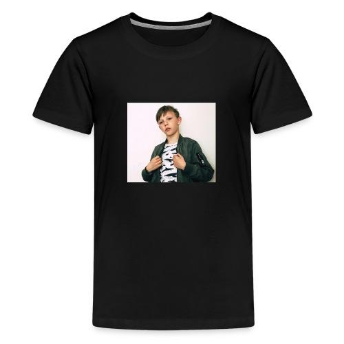 FE9C6D2A 8234 4306 9426 E7820F70FEA6 - Premium-T-shirt tonåring