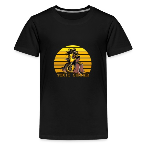 Toxic Summer - Camiseta premium adolescente