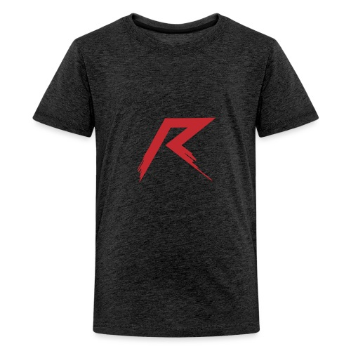 R Logo - Teenager Premium T-shirt
