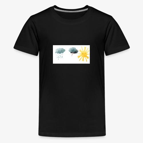 il meteo dentro di noi - Maglietta Premium per ragazzi
