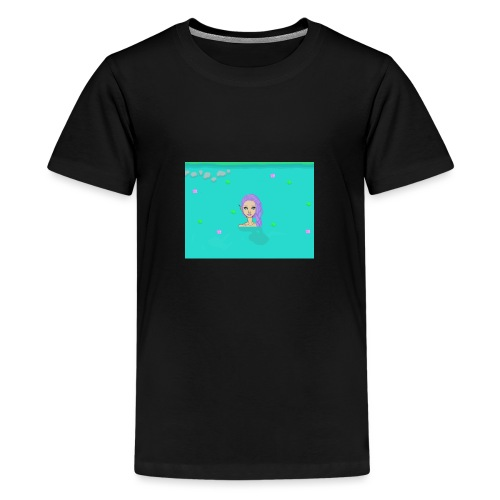 Screen Shot 2016 12 27 at 23 51 03 png - Teenage Premium T-Shirt