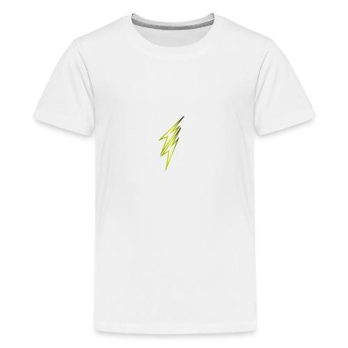 fulmine - Maglietta Premium per ragazzi