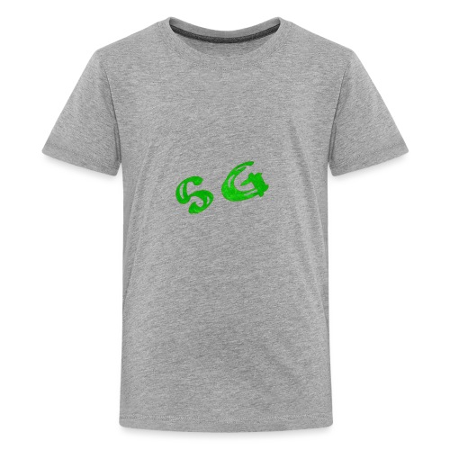 StreamGangster - Teenager Premium T-shirt