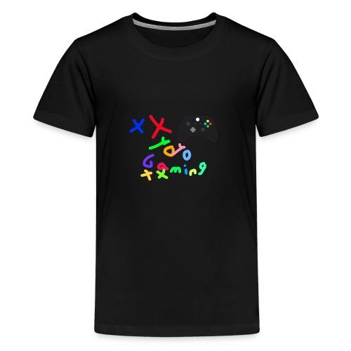 xXYoYoGamingXx 3 - Teenage Premium T-Shirt