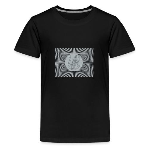 Ganesha Hindu Buddha - Teenager Premium T-Shirt