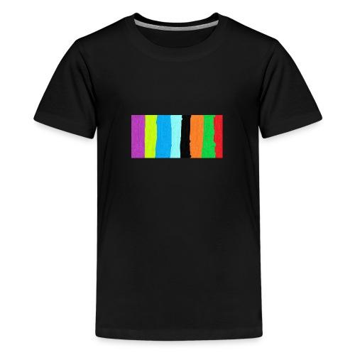 rendom - Premium-T-shirt tonåring