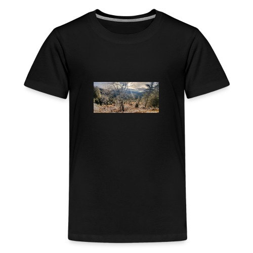in the Wood - Teenager Premium T-Shirt
