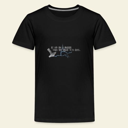 mjlner - Teenager premium T-shirt